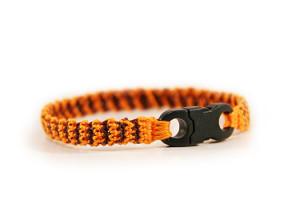 crochet bracelet pattern mens bracelet by MudenoMade