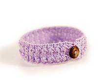 crochet pattern Kristen bracelet by MudenoMade