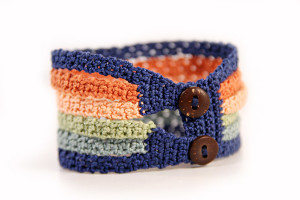 stacking bracelet by MudenoMade