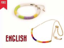 free crochet pattern rope bracelet