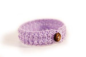 Kristen bracelet crochet pattern
