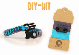 DIY Kit Männer Armband - DIY Kit mens bracelet
