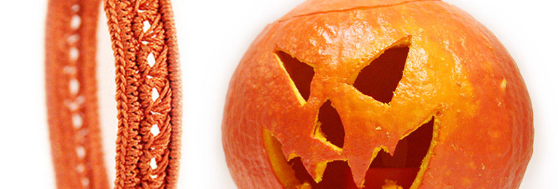 Halloween Schmuck selber machen